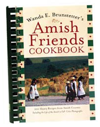 AmishFriendsCookbook Wanda E. Brunstetters Amish Friends Cookbook