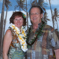 Wanda and Richard 2011 Hawaii About
