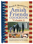 Wanda E. Brunstetter's Amish Friends Cookbook Vol 2