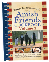 Amish Friends Cookbook Vol 2