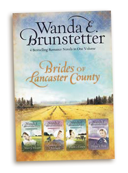 BridesLancaster4 1 Brides of Lancaster County (4 in 1)