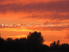 Amish Country Sunset 1