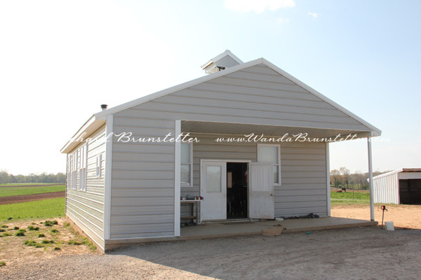Kentucky Schoolhouse