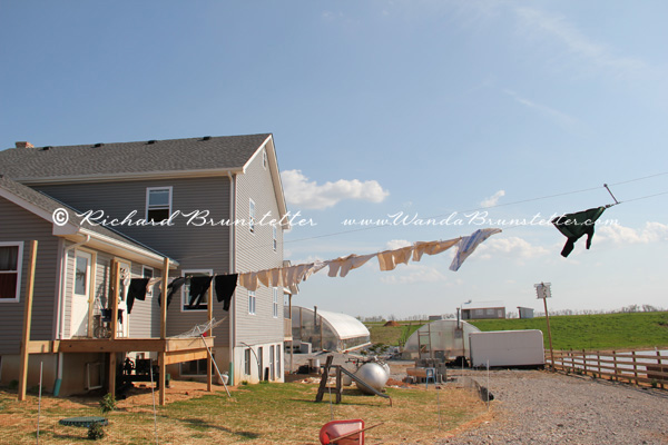 Laundry Day in Kentucky