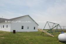 Amish Schoolhouse in Sullivan, IL