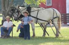 Amish boy in Illinois