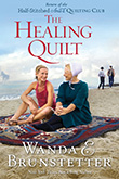 """<div style=""""float:left;width:255px;height:430px;""""><img src=""""http://www.wandabrunstetter.com/wp-content/uploads/2014/01/healing-quilt.png"""" alt=""""healing-quilt"""" width=""""255"""" height=""""343"""" class=""""alignleft size-full wp-image-2214"""" /><p><script type=""""text/javascript"""" src=""""http://cdn.socialtwist.com/2011040450626/script.js""""></script><a class=""""st-taf"""" href=""""http://tellafriend.socialtwist.com:80"""" onclick=""""return false;"""" style=""""border:0;padding:0;margin:0;""""><img alt=""""SocialTwist Tell-a-Friend"""" style=""""border:0;padding:0;margin:0;"""" src=""""http://images.socialtwist.com/2011040450626/button.png"""" onmouseout=""""STTAFFUNC.hideHoverMap(this)"""" onmouseover=""""STTAFFUNC.showHoverMap(this, '2011040450626', window.location, document.title)"""" onclick=""""STTAFFUNC.cw(this, {id:'2011040450626', link: window.location, title: document.title });""""/></a></p> </div> <h2 class=""""entry-title"""">The Healing Quilt</h2> <strong>{August 2014}</strong>  <em>Publisher's Weekly</em> Bestseller!  Retired Amish newlyweds Emma and Lamar Miller have decided to buy a winter place in Sarasota, Florida. But it wouldn't feel like home if Emma didn't take her quilting materials and offer classes. Wounded and hurting people have a knack for finding their way to her classes for some quilting therapy: Jennifer, a pregnant new mom; Mike, a charter boat owner; Erika, a wheelchair-bound teen; Kim, a waitress; Noreen, a newly-retired widow; and BJ, an artist facing illness. And when Jan visits from Indiana, romance is also added to the class discussions.   [field name=""""iframe""""]  <div style=""""height:50px;""""></div>"""