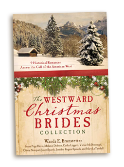 Westward Brides Christmas Cover The Westward Brides Christmas Collection