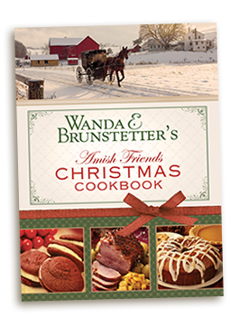 christmas cookbook Amish Friends Christmas Cookbook