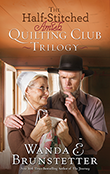 The Half-Stitched Amish Quilting Clyb Trilogy