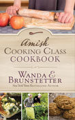 """<div style=""""float:left;width:255px;height:330px;margin:15px auto""""><img src=""""http://wandabrunstetter.com/wp-content/uploads/2017/07/AmishCookingClassCookbook.png"""" alt="""""""" width=""""255"""" height=""""340"""" class=""""alignleft size-full wp-image-3394"""" /><p><script type=""""text/javascript"""" src=""""http://cdn.socialtwist.com/2011040450626/script.js""""></script><a class=""""st-taf"""" href=""""http://tellafriend.socialtwist.com:80"""" onclick=""""return false;"""" style=""""border:0;padding:0;margin:0;""""><img alt=""""SocialTwist Tell-a-Friend"""" style=""""border:0;padding:0;margin:0;"""" src=""""http://images.socialtwist.com/2011040450626/button.png"""" onmouseout=""""STTAFFUNC.hideHoverMap(this)"""" onmouseover=""""STTAFFUNC.showHoverMap(this, '2011040450626', window.location, document.title)"""" onclick=""""STTAFFUNC.cw(this, {id:'2011040450626', link: window.location, title: document.title });""""/></a></p> </div><br /> <h2 class=""""entry-title"""">Amish Cooking Class Cookbook: Amish Cooking Basic Enough for Beginners</h2> <strong>{February 2018}</strong> <br /> Fans of <em>New York Times</em> bestselling author Wanda E. Brunstetter's Amish romance novels are invited to go back to cooking basics with characters from the bestselling Amish Cooking Class series. Heidi Troyer, her students, and other contributors share over 200 practical recipes for use in any kitchen, along with tips to keep things running smoothly. From learning how to boil eggs and knead biscuits to building a German Pizza and an Amish Haystack feast, <em>The Amish Cooking Class Cookbook</em> includes something beneficial for every age and skill set. Divided into traditional cookbook categories, there is a recipe everyone will find to love.   <br /><br /> <div style=""""height:20px;""""></div>"""