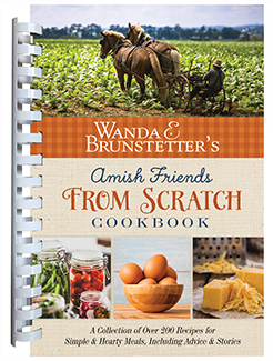 Amish Friends From Scratch Cookbook