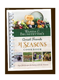 Wanda E. Brunstetter Four Seasons Cookbook
