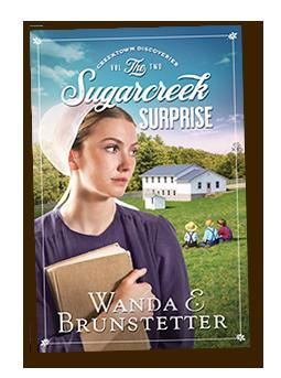 The Sugarcreek Surprise by Wanda Brunstetter
