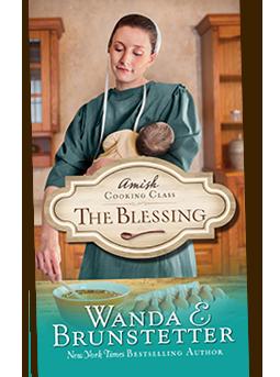 The Blessing Trimline Version by Wanda Brunstetter